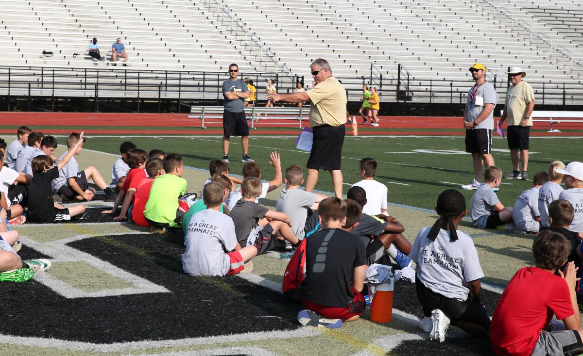 Penn Football Camp