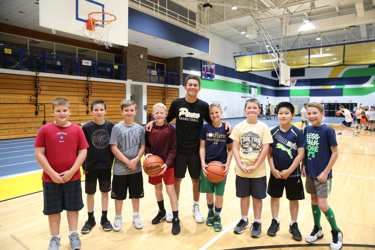 Penn Boys Basketball Camp
