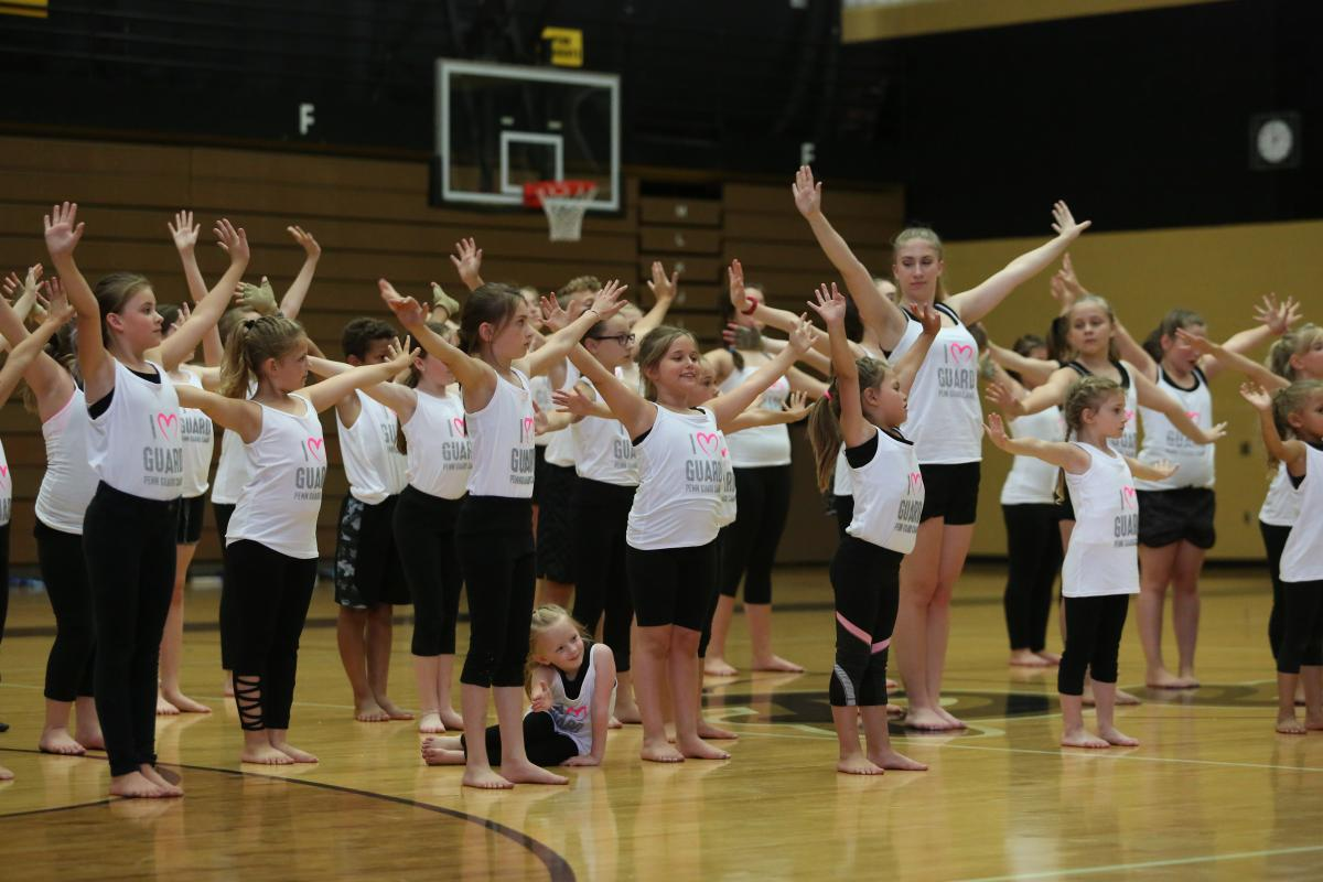 Penn Flag & Dance Camp