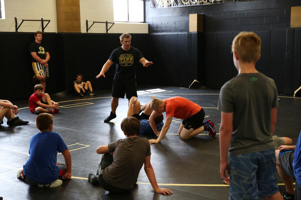 Penn Wrestling Camp