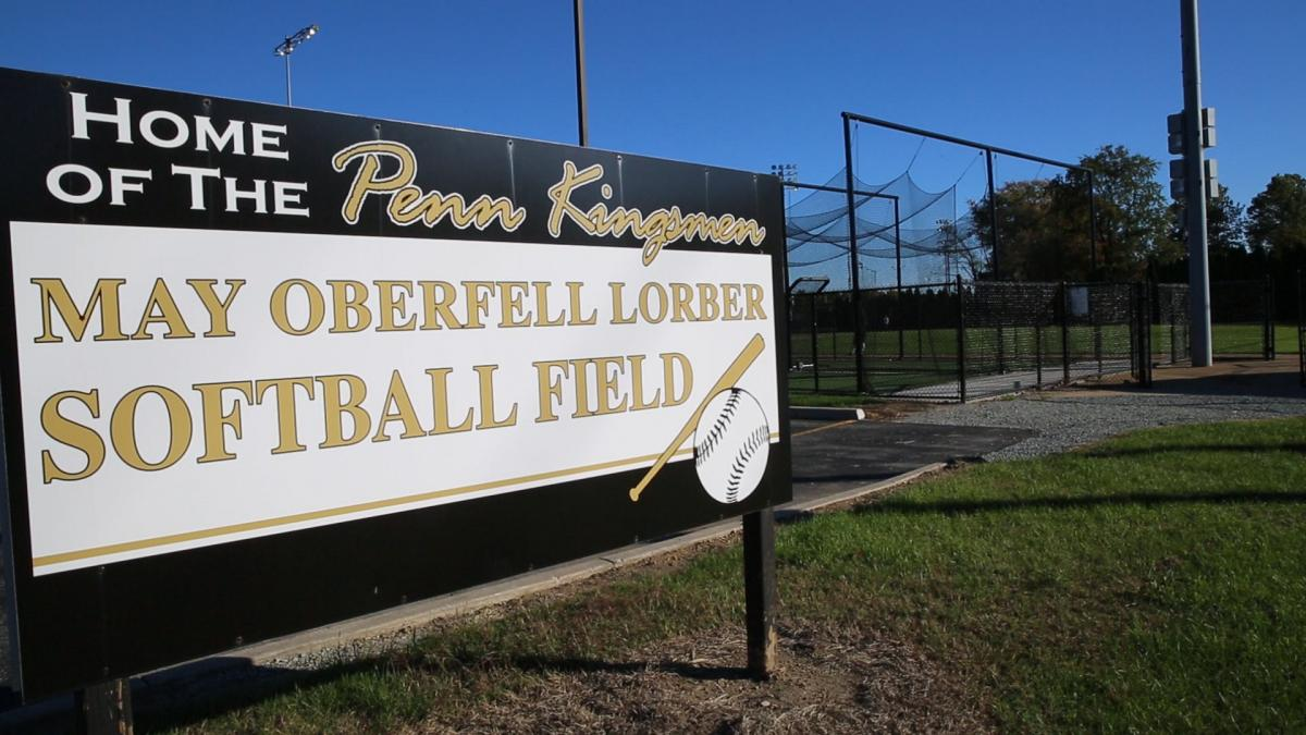 May Orberfell Lorber Penn Softball Field