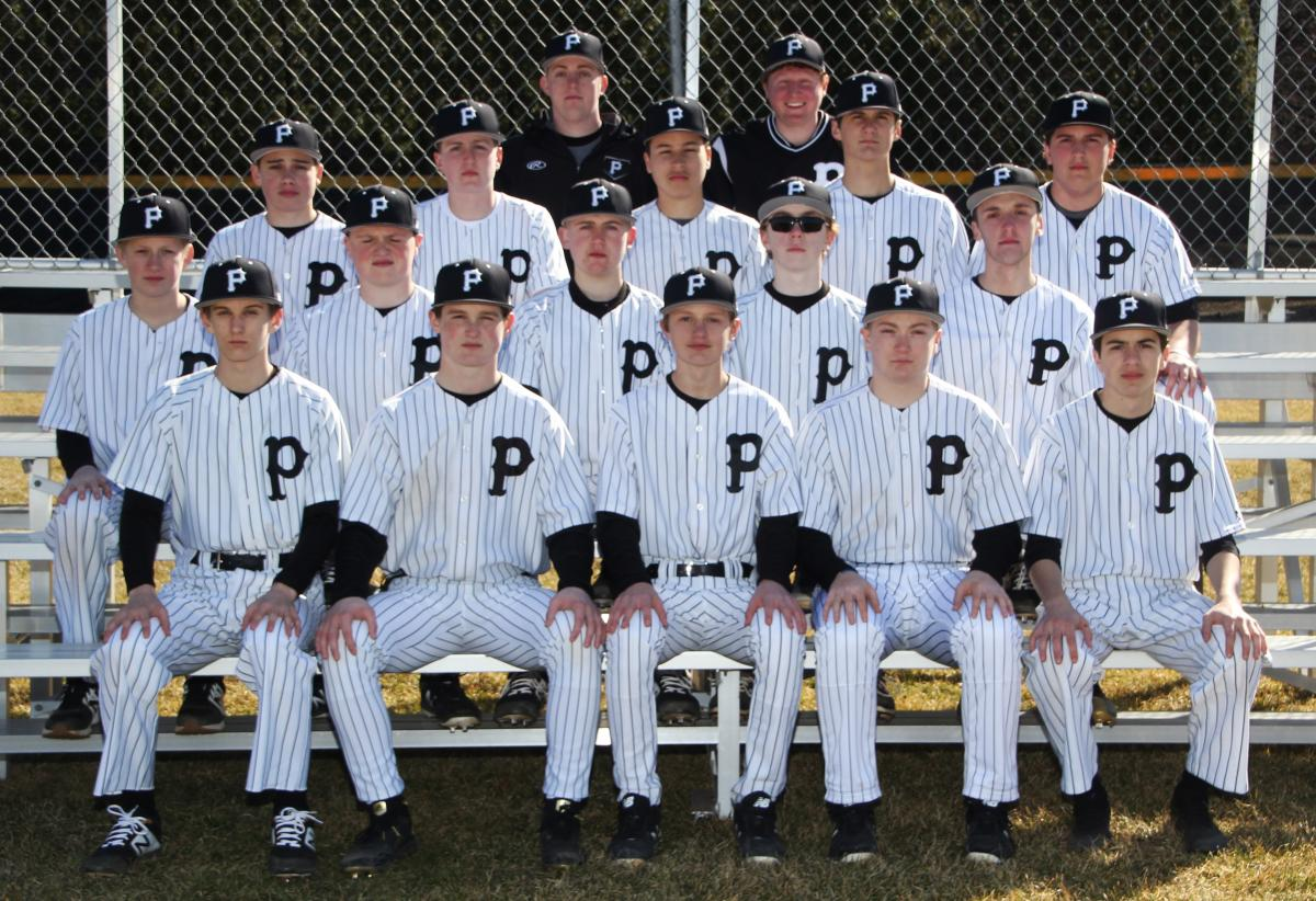 The 2019 Penn Freshmen Baseball Team.
