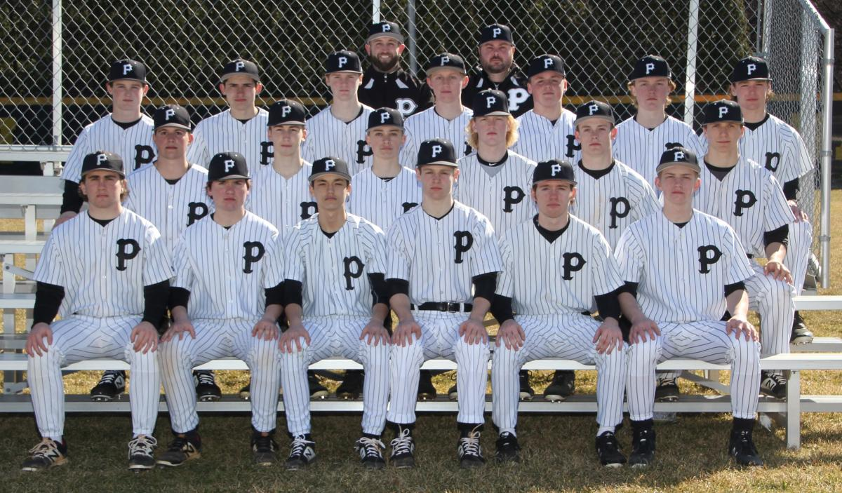 The Penn Junior Varsity Baseball Team.