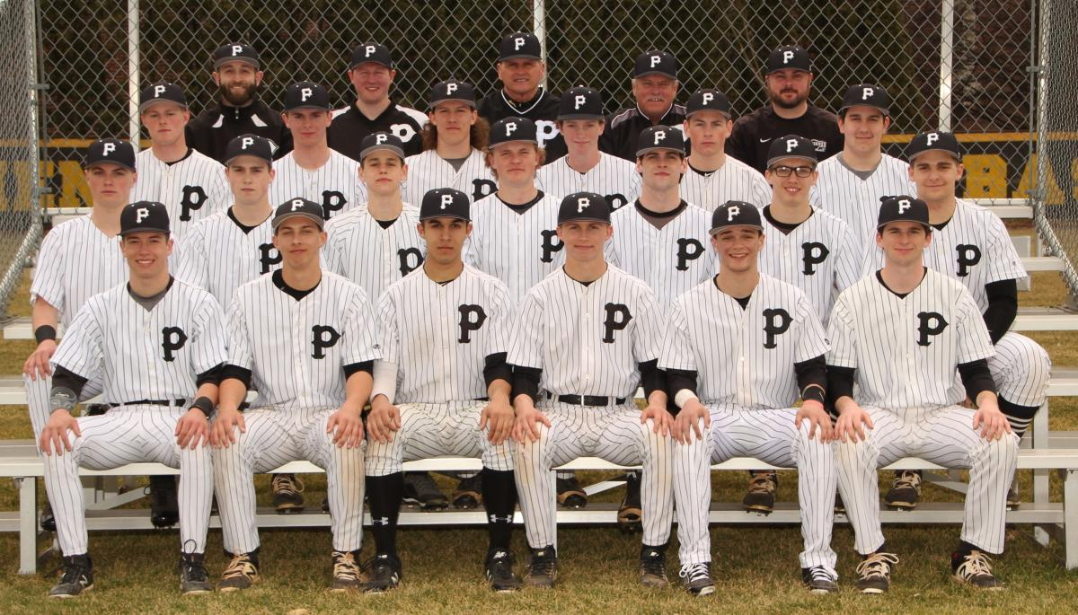 The 2018 Penn Varsity Baseball Team.