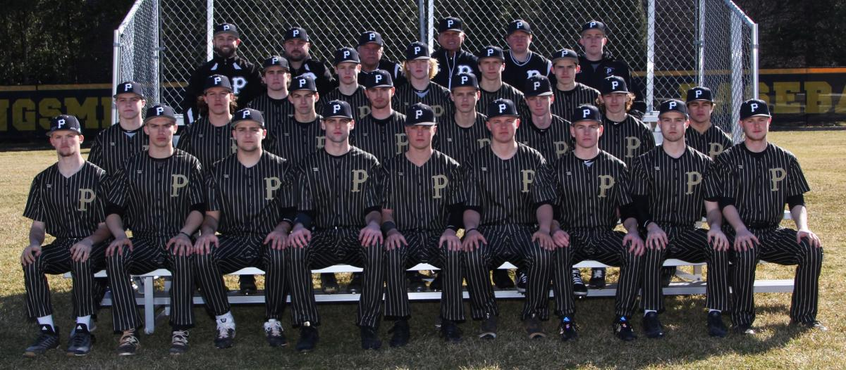 The Penn Varsity Baseball Team.