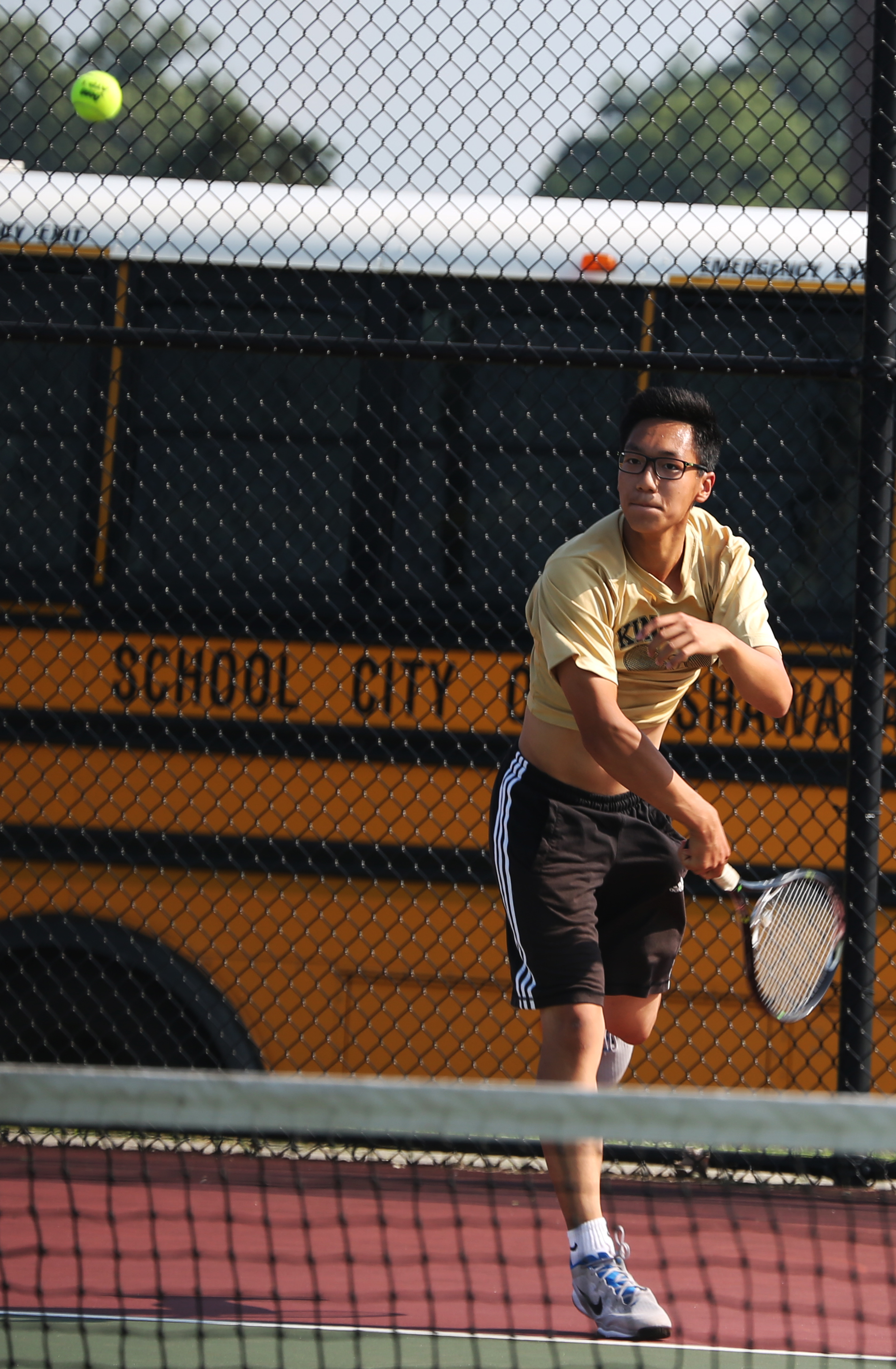 Penn Tennis Vs Mishawaka Photo Gallery Penn High School