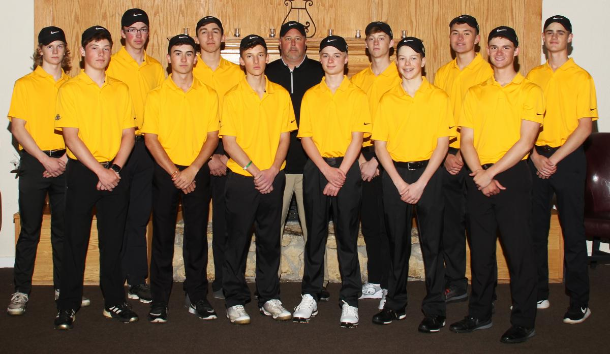 The Penn Boys Golf Team.
