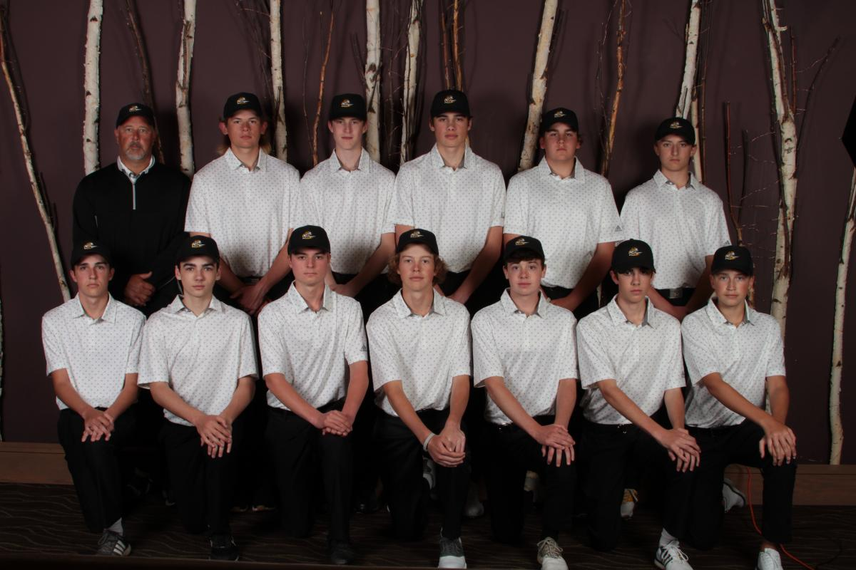 Penn Boys Golf Team.