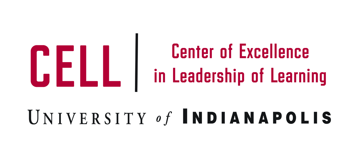 Center of Excellence in Leadership of Learning logo