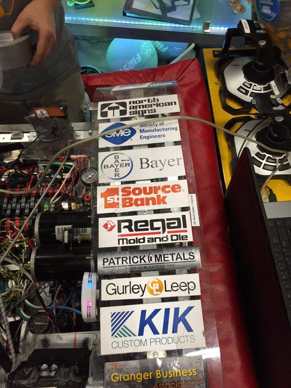Penn Robotics Team 135 advances to FIRST World Championship