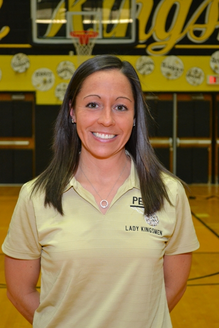 Penn Girls Basketball Head Coach Kristi Kaniewski Ulrich