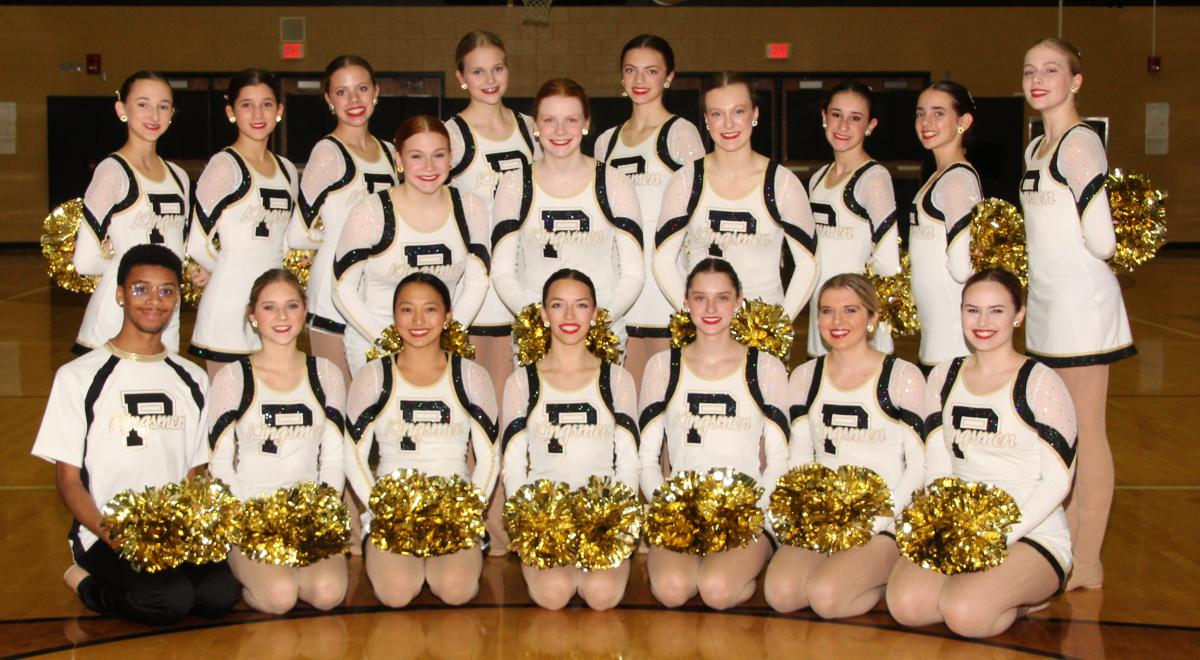 Penn Competition Poms