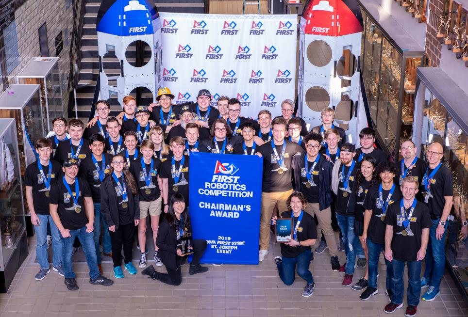 The Penn Robotics Team.