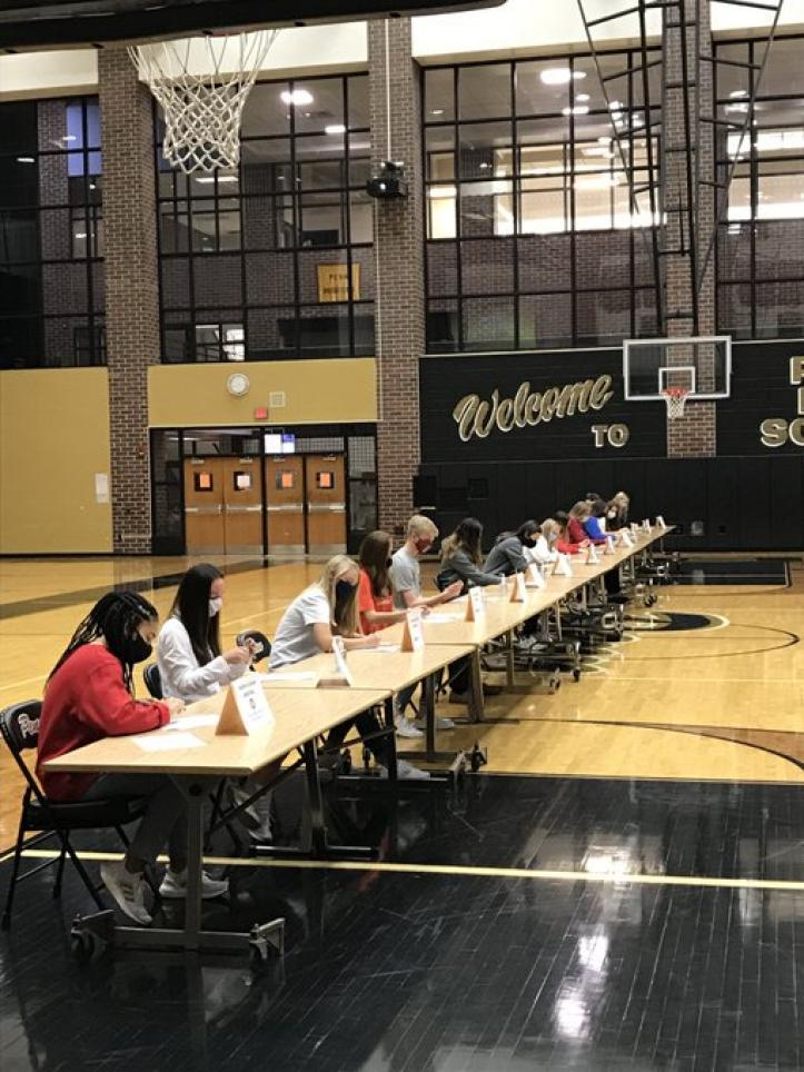 Penn student-athletes participate in Fall National Signing Day (Nov. 11, 2020)