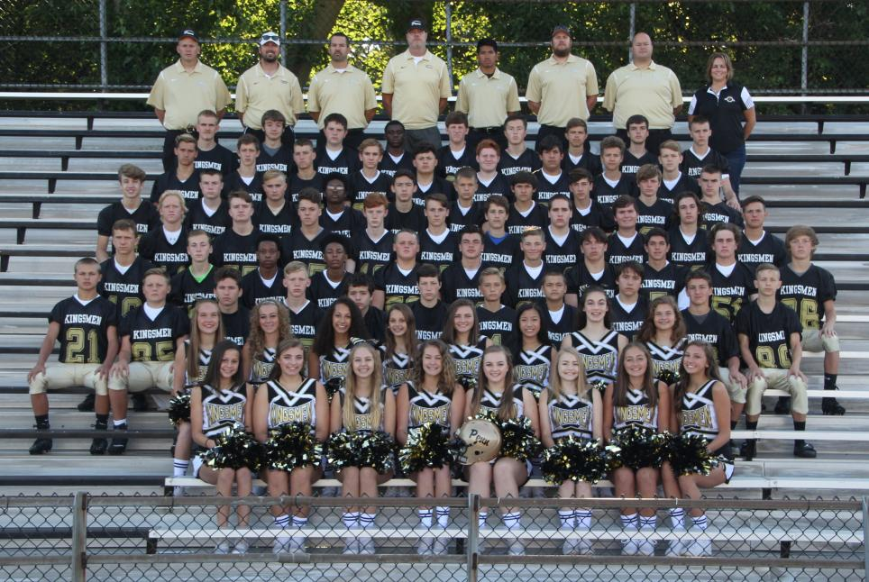 The Penn Freshmen Football Team.