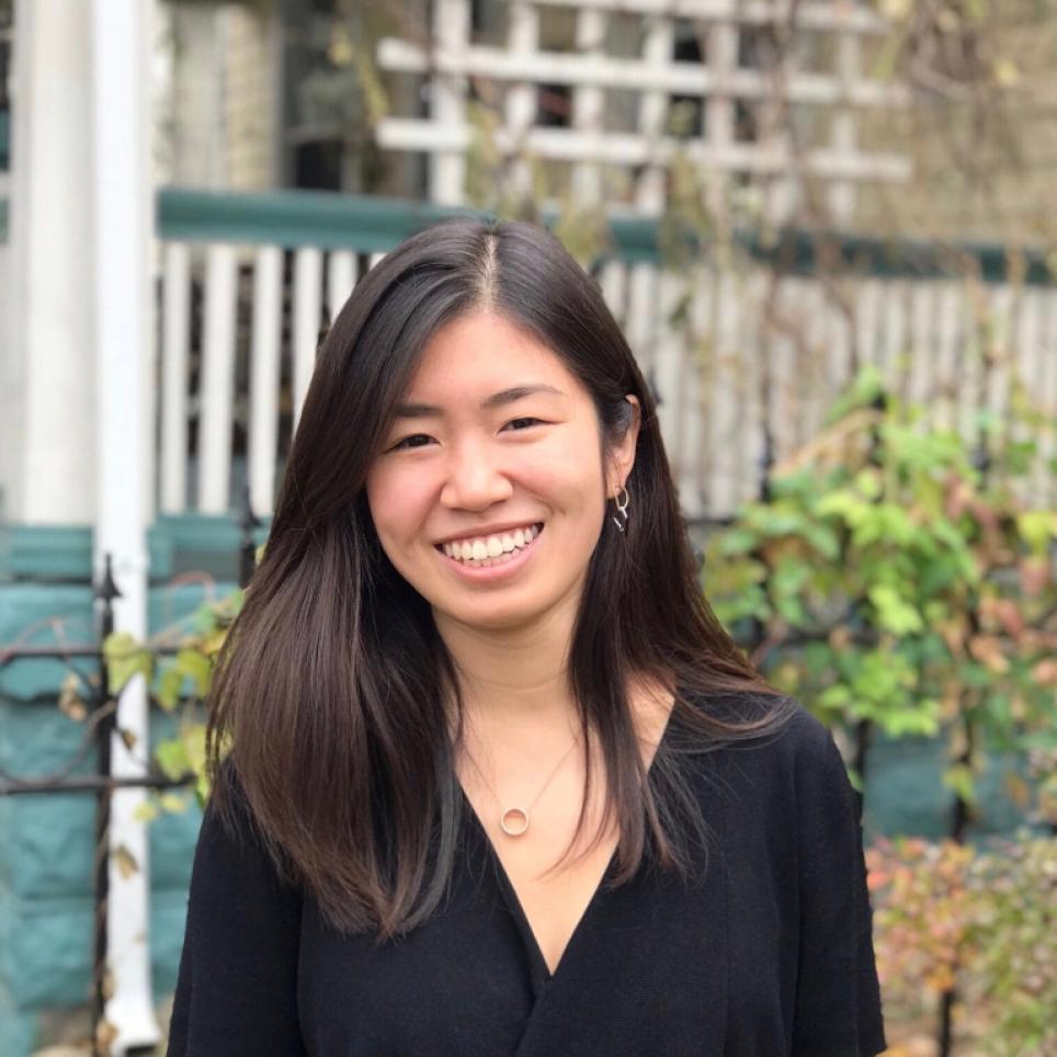 2013 Penn alumna Jennifer Huang named a 2019 Rhodes Scholar!