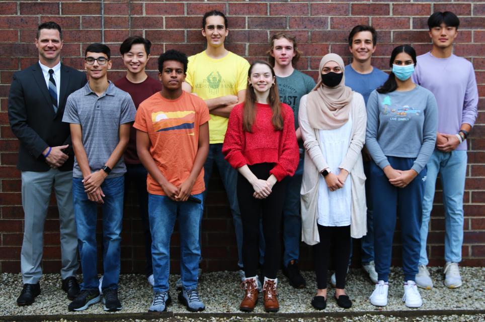 Penn's National Merit Scholarship Semifinalists.