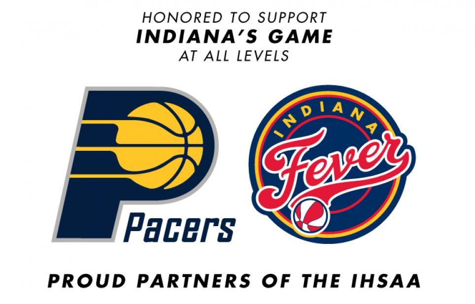 The Boys Basketball state tournament logo