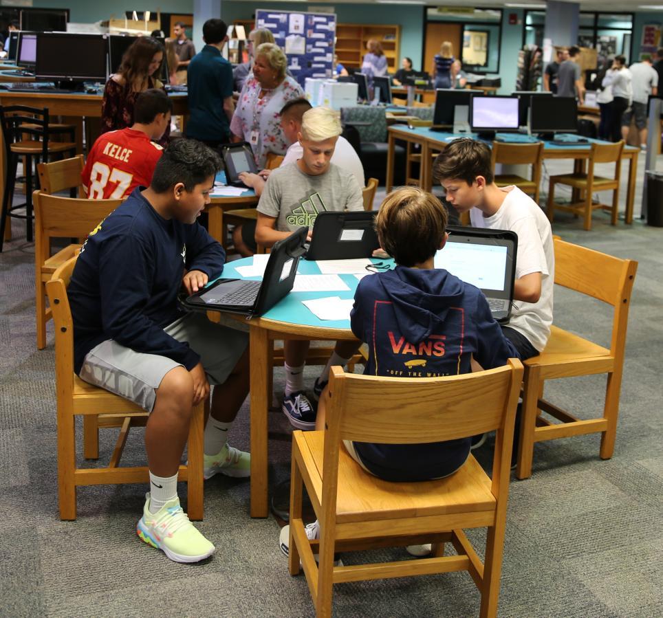 Penn students