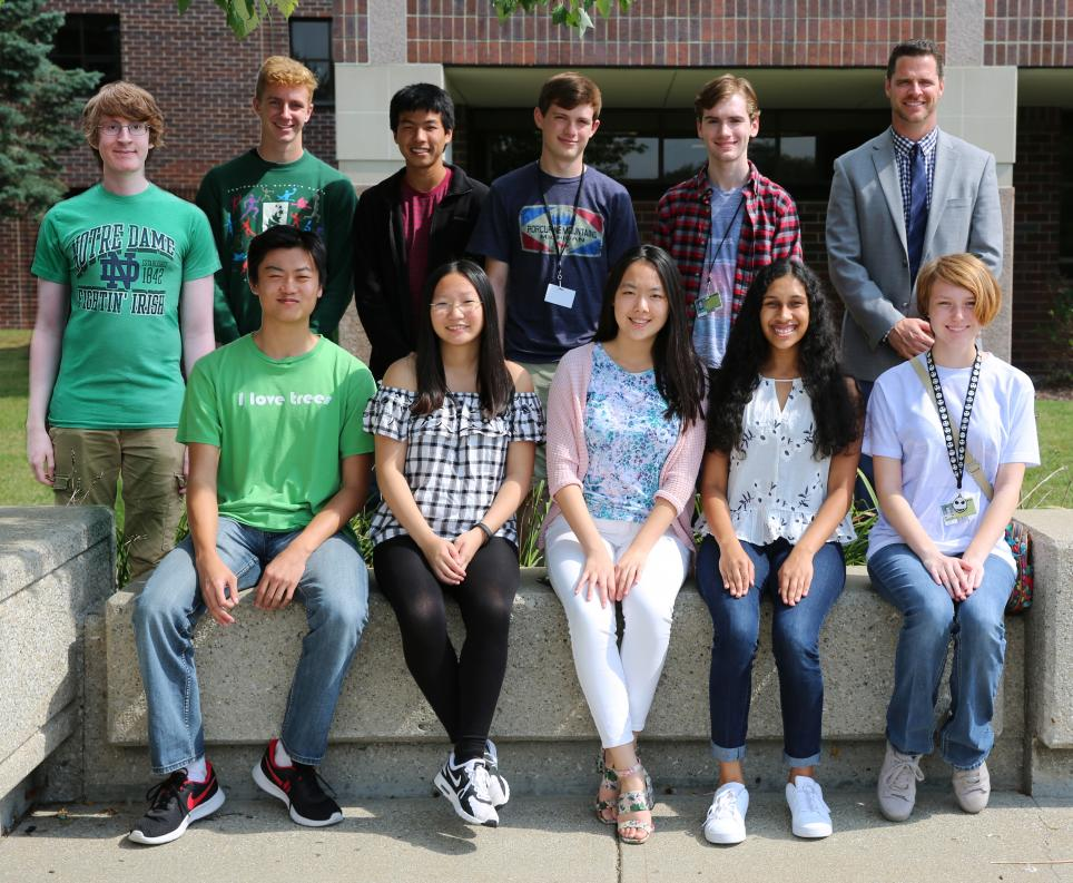 Penn's National Merit Scholarship Semifinalists.