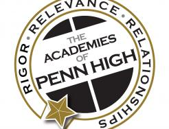 The Penn High School logo