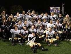 The 2017 Penn Football North Semi-state Championship Team