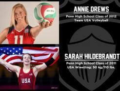Annie Drews & Sarah Hildebrandt