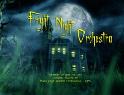 Fright Night poster.