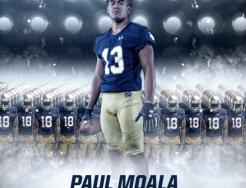 Paula Moala Committs to Notre Dame