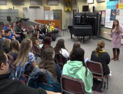 Penn Choir Class