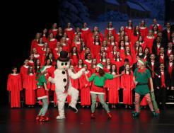 Sounds of the Season Choir Concert 2018