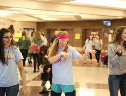 Riley Dance Marathon April 2018