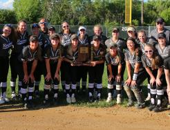 The 2019 Penn Softball Sectional Champions.