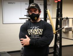 Penn High School Strength and Conditioning Coach Matt Cates