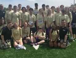 Unified Track Team places 4th at Regionals