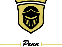 The Penn Kingsmen logo.