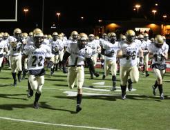 The Penn Kingsmen take the field in the Regional.