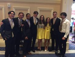 Penn's Team 1 placed fifth in the nation in design/build.