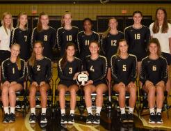 The Penn Volleyball Team.
