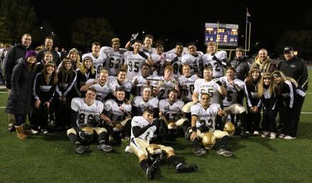 The 2017 Penn North Semi-state Championship Team.