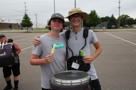Penn Band Members