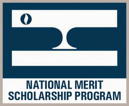 National Merit Scholarship Corporation logo.
