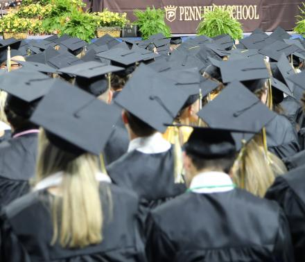 Penn 2019 Commencement Ceremony.
