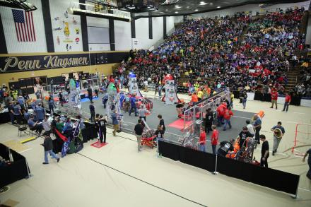 2019 FIRST Robotics Tournament