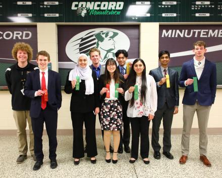 Penn Speech State Finalists.