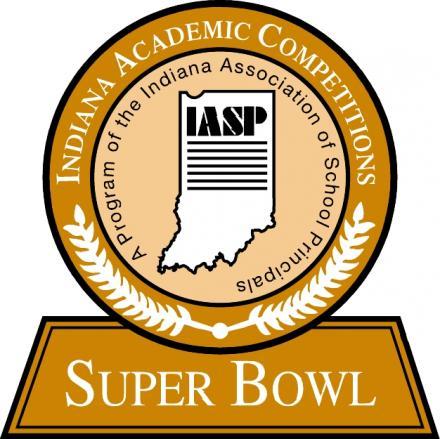 The Academic Super Bowl logo.