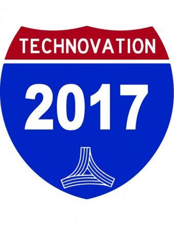 Technovation 2017 logo